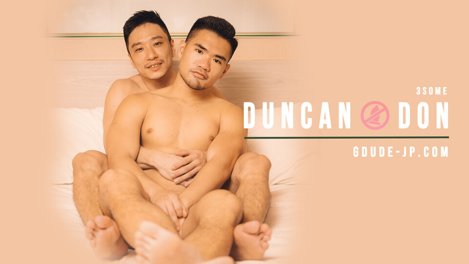 Duncan x Don 3some